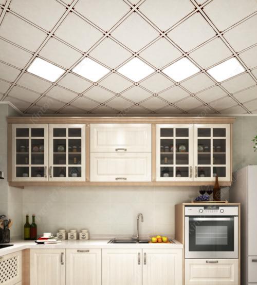 房屋吊顶铝扣板价格多少-广东铝扣板厂家5个方面讲铝扣板吊顶为什么被选择