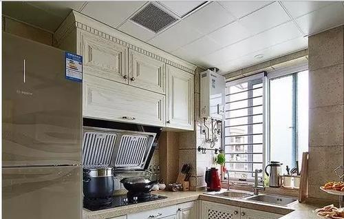 厨房吊顶铝扣板是怎么样吊的-厨房铝扣板吊顶厂家之厨房铝扣板吊顶怎么样