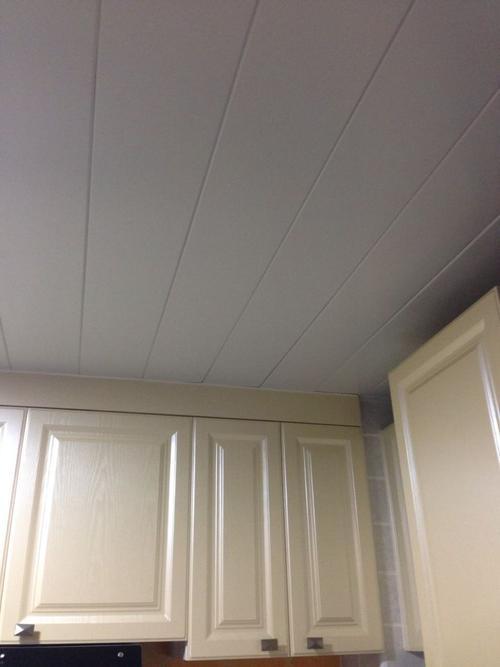 房间可以用铝扣板吊顶吗-开放式阳台可以用铝扣板吊顶吗