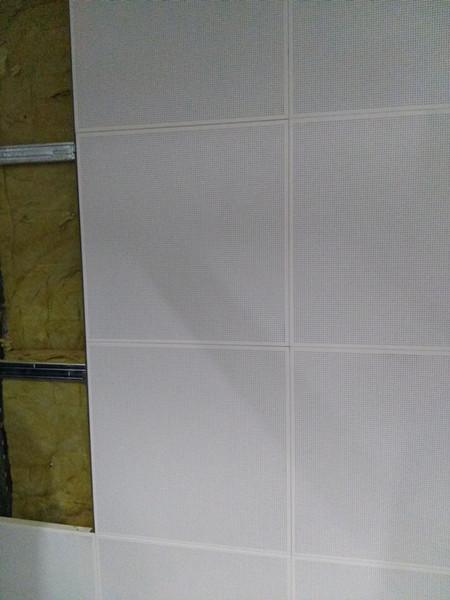 杭州吊顶铝扣板-广州铝天花厂家来告诉你集成吊顶铝扣板怎么拆