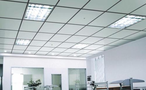 铝合金扣板吊顶大图-区分选购PVC塑料扣板和铝合金扣板