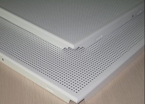 机房微孔铝扣板-铝扣板生产厂家全都告诉你