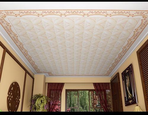 室内装饰墙铝扣板-室内铝扣板厂家