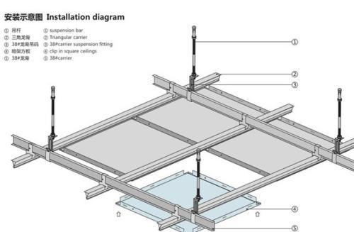 临沂铝扣板吊顶批发-铝扣板批发厂家来解答