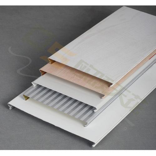 长条铝扣板宽度-吊顶铝扣板规格厚度有哪些