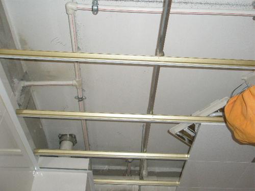 铝扣板吊顶装示意图铝扣板吊顶-室内铝扣板厂家分享铝扣板吊顶效果图