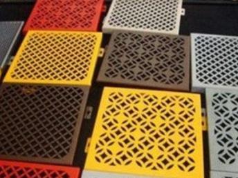 大型铝扣板批发-工装铝扣板批发厂家一一为大家介绍型材铝方通的优点有哪些
