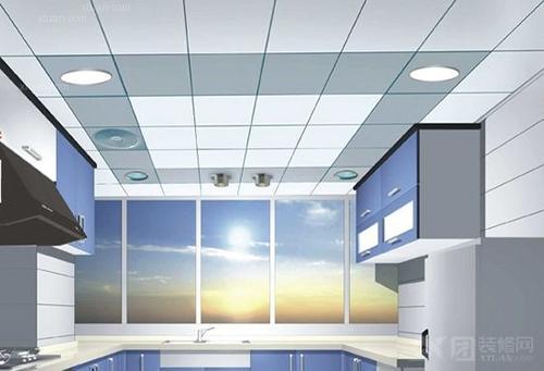 厨卫铝扣板吊顶工程-怎么挑选厨卫集成吊顶