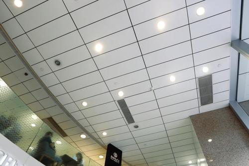 吊顶和集成铝扣板价格-铝扣板集成吊顶和传统吊顶的差别