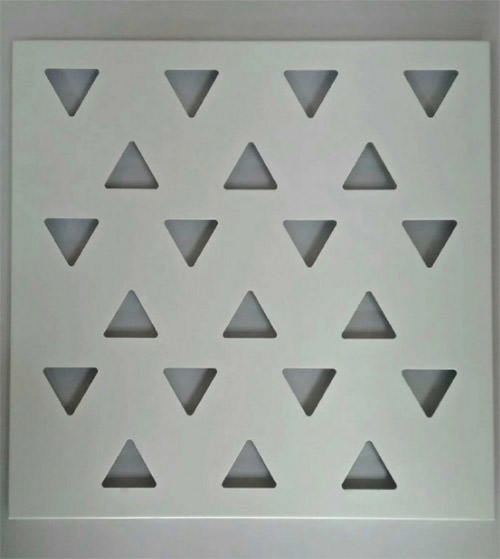 铝扣板镂空-艺术镂空铝单板和冲孔铝单板的厚度要求