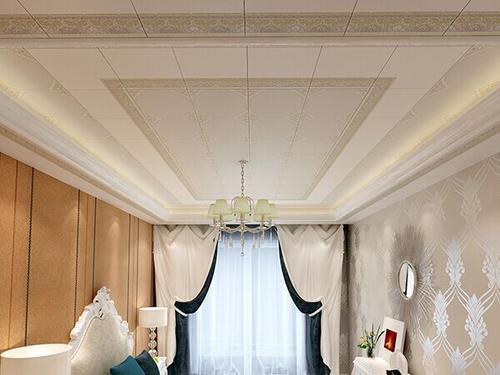 佛山集成吊顶店-石膏板和铝扣板集成吊顶怎么选
