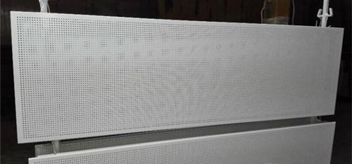 长条形铝扣板天花-佛山铝天花厂家讲铝扣板主要应用在哪里