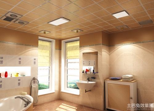 卫生间铝扣板集成吊顶-卫生间铝扣板吊顶厂家来讲讲吧