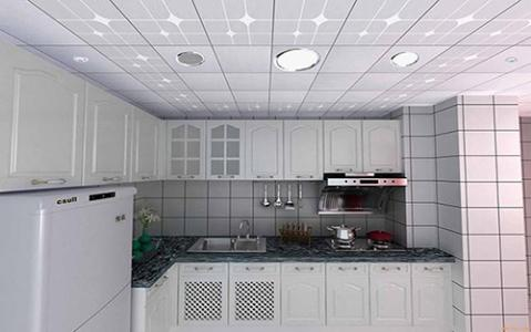 厨房墙面铝扣板好-跟着厨房铝扣板吊顶厂家看看厨房平面型吊顶怎么样