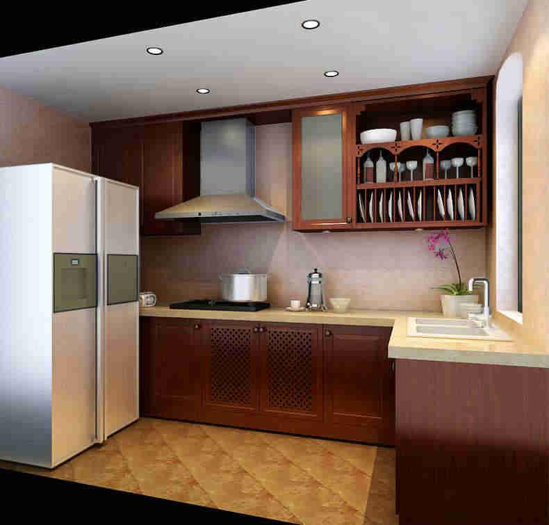 集成板吊顶好还是铝扣板好-厨房是吊顶好还是刷墙好