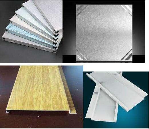 家庭铝扣板吊顶-铝扣板吊客厅