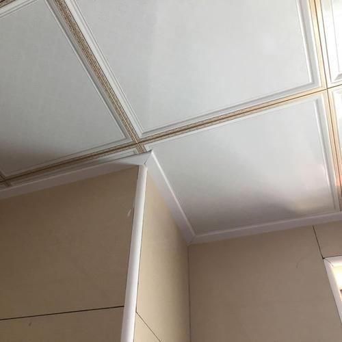 伞型集成吊顶-跟着U型铝方通厂家来看看铝方通吊顶效果图