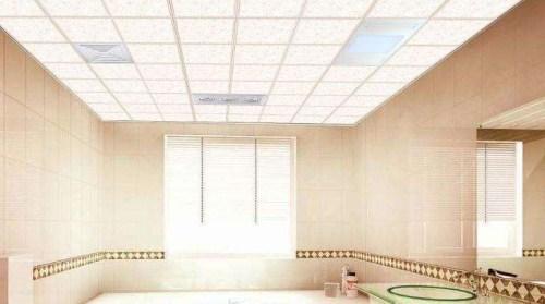 厨卫铝扣板尺寸-铝扣板吊顶需要什么配件