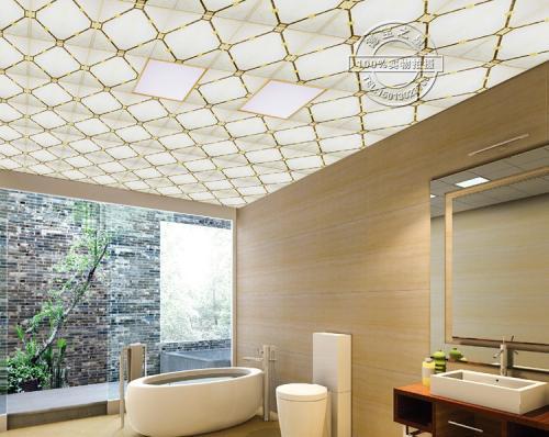卫生间吊顶铝扣板厂家直销-卫生间铝扣板吊顶厂家讲将卫生间吊顶要怎么选