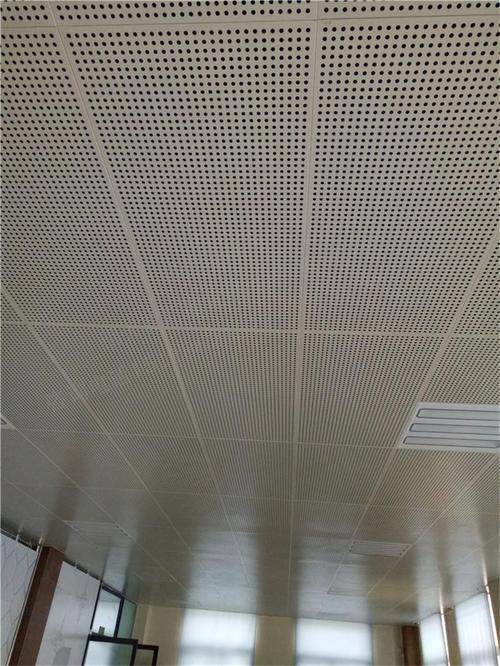 全孔工程铝扣板效果图