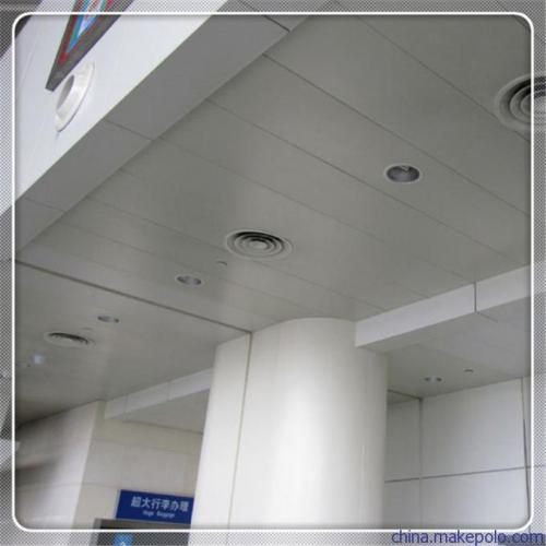 墙面金属铝扣板-幕墙铝单板的安装验收标准就来啦