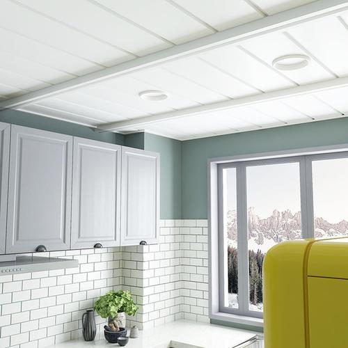 北欧铝扣板吊顶-客厅铝扣板吊顶风格