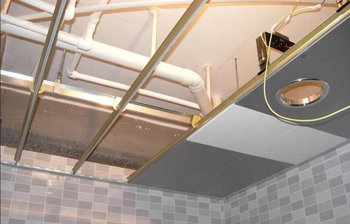 卫生间铝扣板吊顶批发-铝扣板批发厂家给你盘盘吊顶材料有哪些