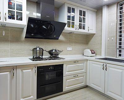 厨房铝扣板效果图-先来看看这些厨卫吊顶效果图