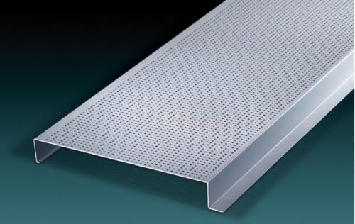 集成吊顶低边板-铝扣板集成吊顶3种包梁方法
