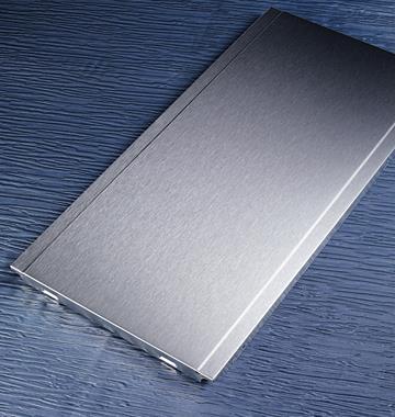 集成铝扣板吊顶的厂家-集成吊顶铝扣板的厚度多厚才好呢
