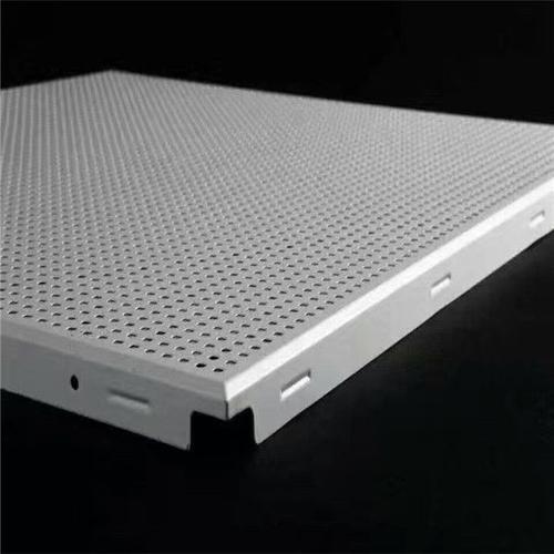 金属铝合金扣板-办公室吊顶材料怎么选