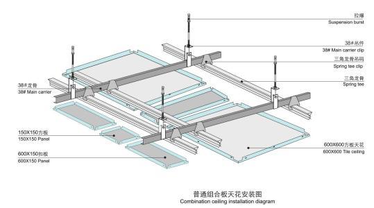 厂家铝扣板吊顶品牌-品牌铝扣板厂家优势有哪些