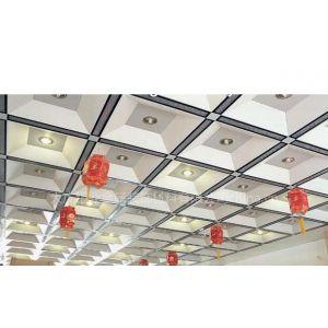 吊顶铝扣板造型-中式铝扣板吊顶怎么样