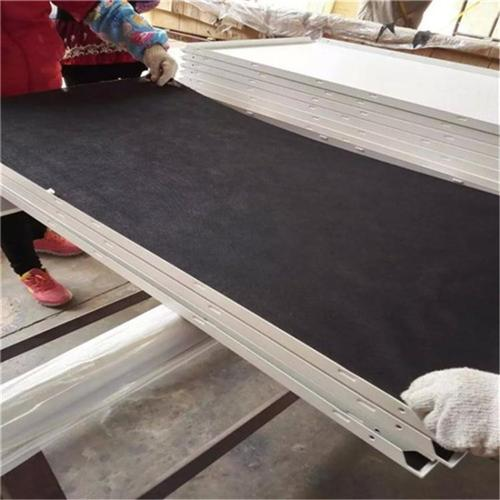 吊顶铝扣板生产工厂-铝方通厂家的工厂精细化生产