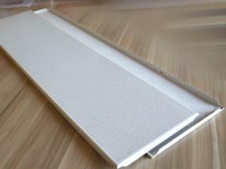 铝扣板生产企业-办公室铝扣板吊顶优点