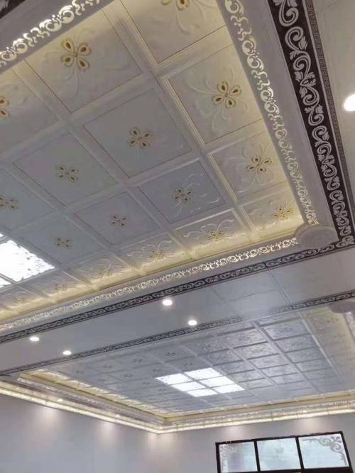 贵州铝扣板吊顶-恭喜广西柳州医药与佛山美利龙铝扣板工程项目合作