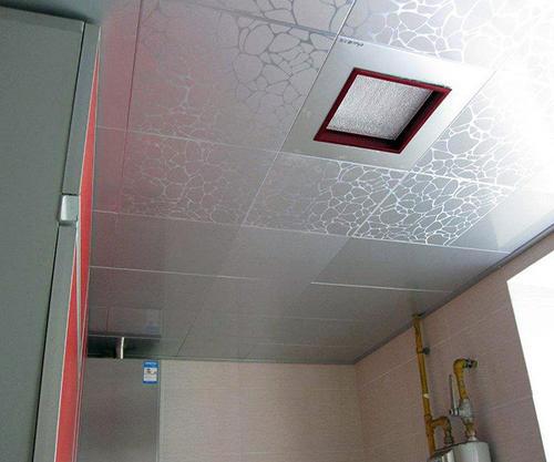 外墙铝扣板做法-卫生间铝扣板吊顶厂家给你支招解决吊顶发霉