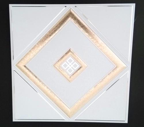 金色铝扣板吊顶效果图-卧室吊顶效果图有哪些