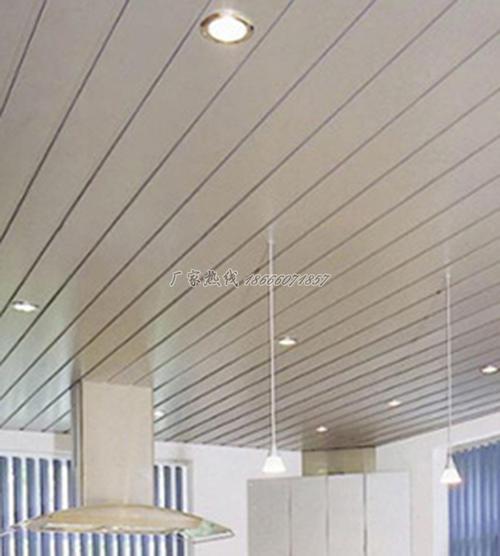 条型铝扣板吊顶-规格型号有什么