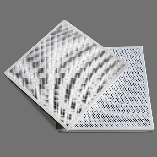 中高端铝扣板吊顶品牌-品牌商城铝扣板工程案例效果图