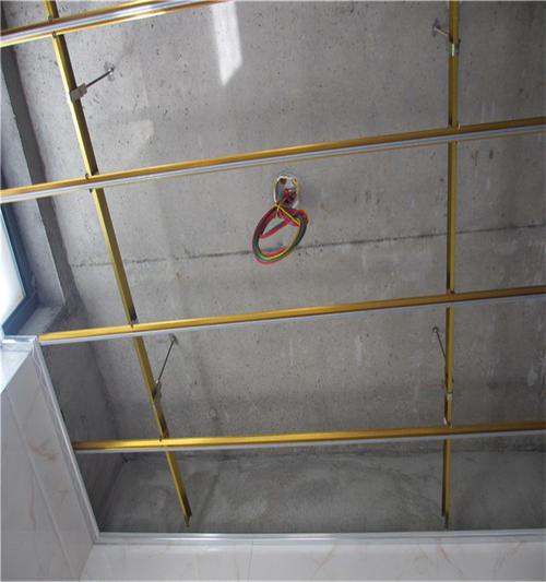 主卫生间集成吊顶-卫生间铝扣板吊顶厂家