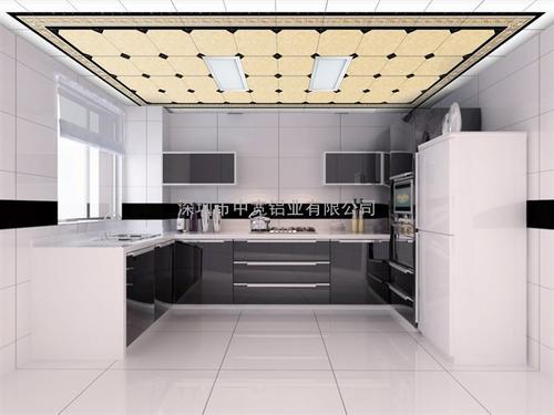 美式厨卫铝扣板吊顶-厨卫吊顶清洁