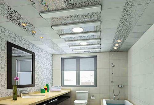 厨房是吊顶好还是用铝扣板-铝扣板哑光还是亮面好