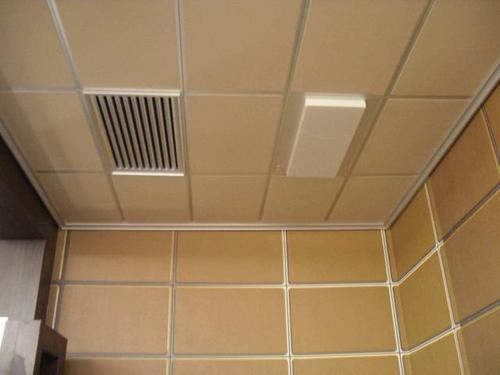 集成吊顶铝扣板批发哪里便宜-办公室吊顶材料怎么选