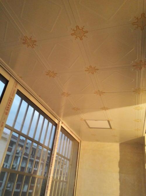 卫生间天花铝扣板-卫生间铝扣板吊顶厂家