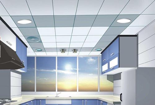 蜂窝大板和普通铝扣板区别-轻奢蜂窝铝扣板吊顶