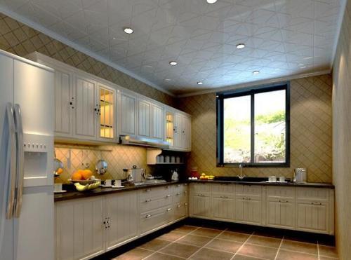 厨房吊顶铝扣板一般多少钱-佛山集成吊顶厂家讲解铝扣板集成吊顶价格