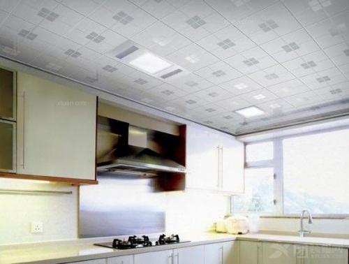 外墙铝扣板效果-为什么选择铝扣板吊顶