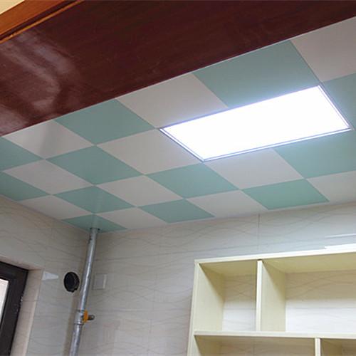 铝扣板搭配-两招选定卫生间吊顶颜色