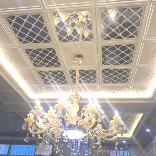 集成吊顶型材铝扣板厂家-源艺型材铝圆管天花的特点